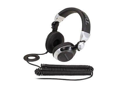 Technics RP-DJ1210E-S - Kopfhörer - Full-Size - kabelgebunden - 3,5 mm Stecker