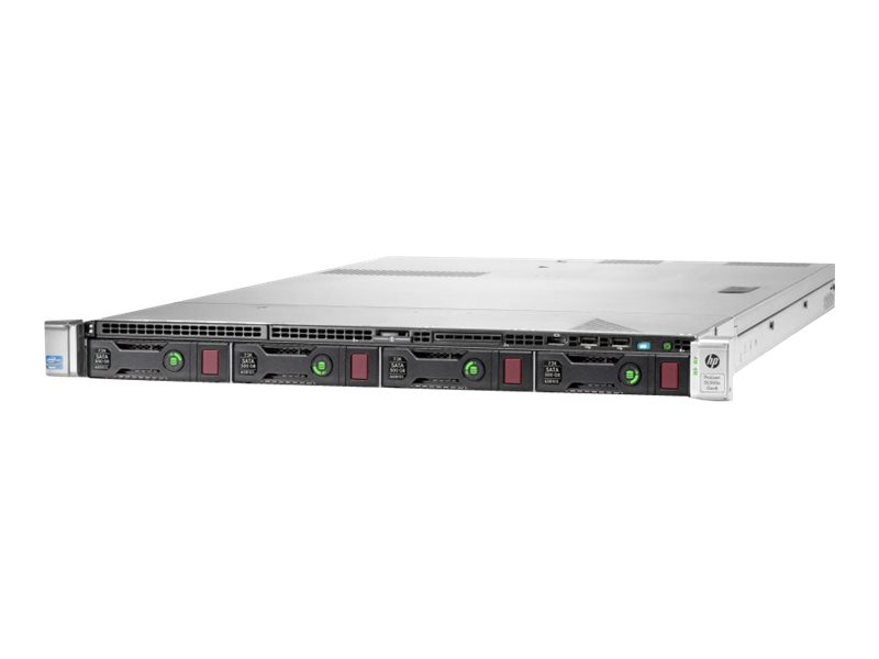 HPE ProLiant DL360e Gen8 Entry - Server - Rack-Montage - 1U - zweiweg - 1 x Xeon E5-2403 / 1.8 GHz