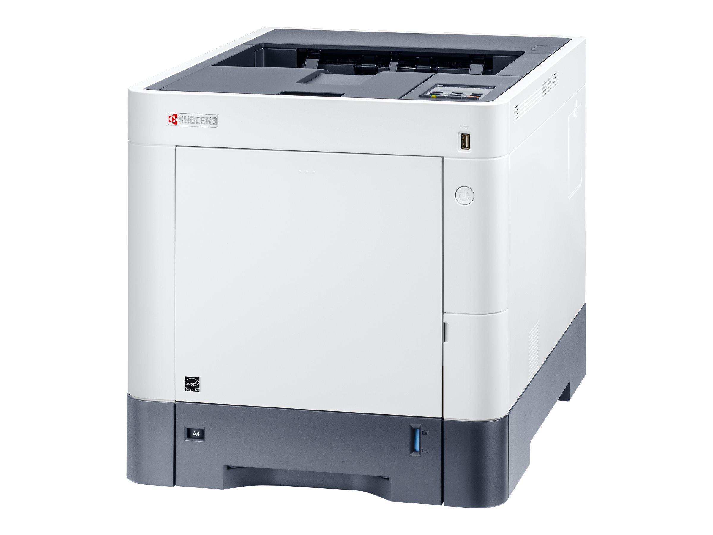 Kyocera ECOSYS P6230cdn - Drucker - Farbe - Duplex - Laser - A4/Legal