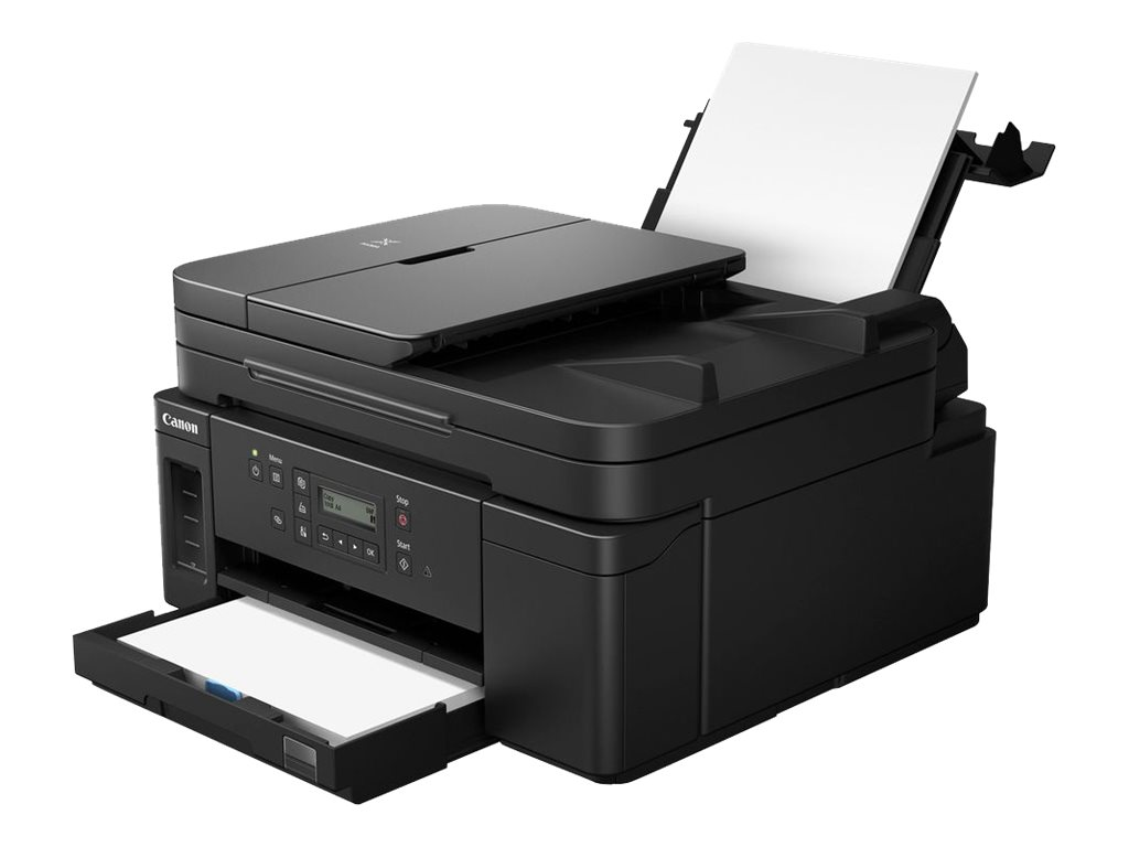 Canon PIXMA GM4050 - Multifunktionsdrucker - s/w - Tintenstrahl - refillable - A4 (210 x 297 mm), Legal (216 x 356 mm) (Original