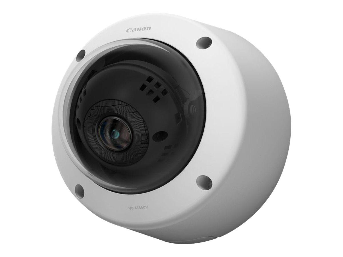 Canon VB-M640V - Netzwerk-Überwachungskamera - PTZ - vandalismusgeschützt - Farbe (Tag&Nacht) - 1,3 MP