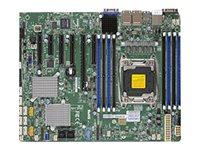 SUPERMICRO X10SRH-CLN4F - Motherboard - ATX - LGA2011-v3-Sockel - C612 - USB 3.0
