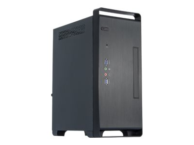 Chieftec UNI Series BT-04B-U3 - Tower - Mini-ITX 250 Watt (SFX12V) - USB/Audio