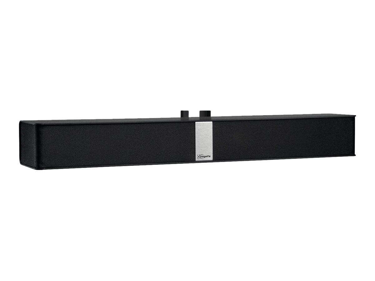 Vogel's Professional PVA 4307 - Soundbar - für Konferenzsystem - Schwarz