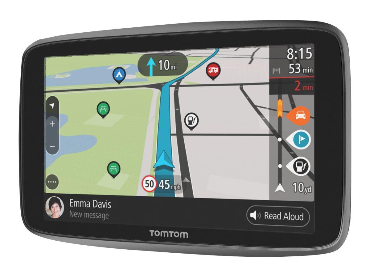 TomTom GO Camper - GPS-Navigationsgerät - Kfz 6 Zoll Breitbild