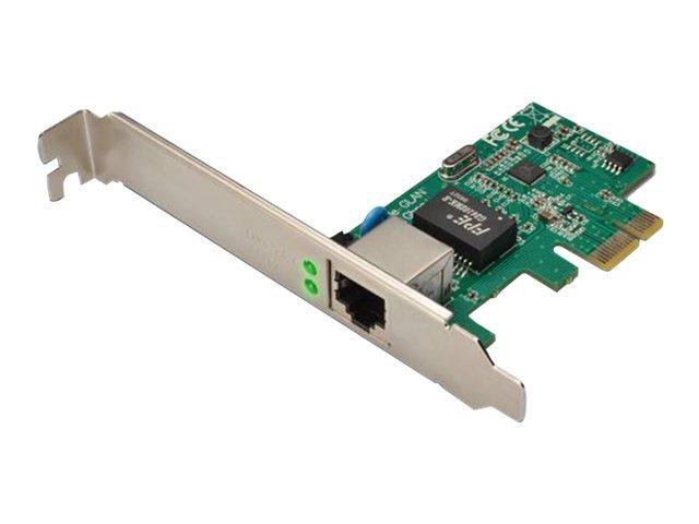 DIGITUS DN-10130 - Netzwerkadapter - PCIe Low-Profile - Gigabit Ethernet