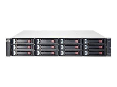 HPE Modular Smart Array 1040 Dual Controller LFF Storage - Festplatten-Array - 12 Schächte (SAS-2) - SAS 12Gb/s (extern) - Rack
