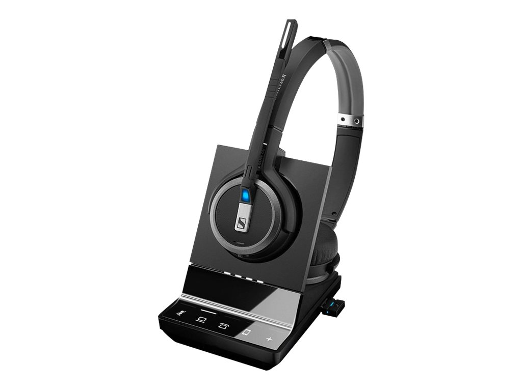 Sennheiser SDW 5066 - Headset-System - On-Ear - DECT - kabellos