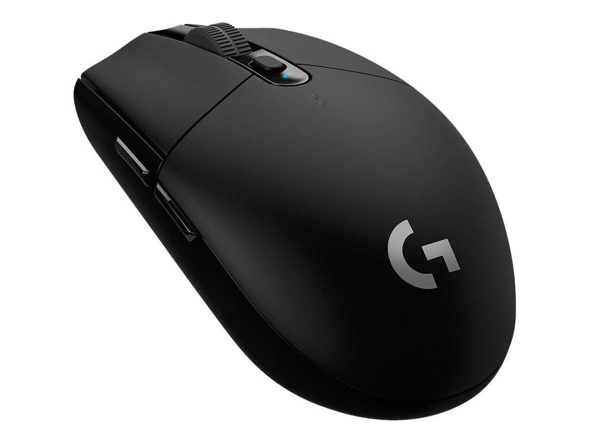 Logitech G305 - Maus - optisch - 6 Tasten - kabellos - LIGHTSPEED