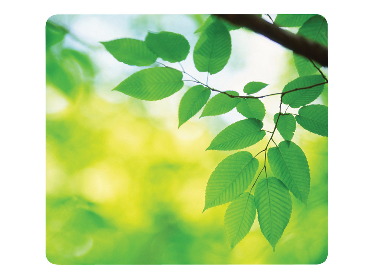 Fellowes Recycled Mouse Pad Leaves - Mauspad - Multicolor