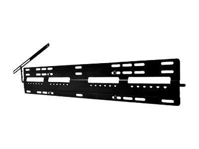 Peerless SUF661 Universal Ultra Slim Flat Wall Mount - Befestigungskit (feststehender Arm, Wandmontage) für LCD-Display - Glanzs