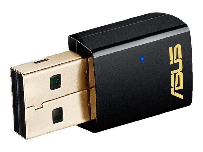 ASUS USB-AC51 - Netzwerkadapter - USB 2.0 - 802.11ac