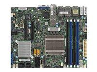 SUPERMICRO X10SDV-7TP8F - Motherboard - FlexATX - Intel Xeon D-1587 - USB 3.0 - 2 x 10 Gigabit LAN, 6 x Gigabit LAN
