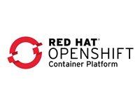 Red Hat OpenShift Container Platform for Red Hat Enterprise Linux - Standardabonnement (1 Jahr) - 1-2 Anschlüsse - gehostet - Li
