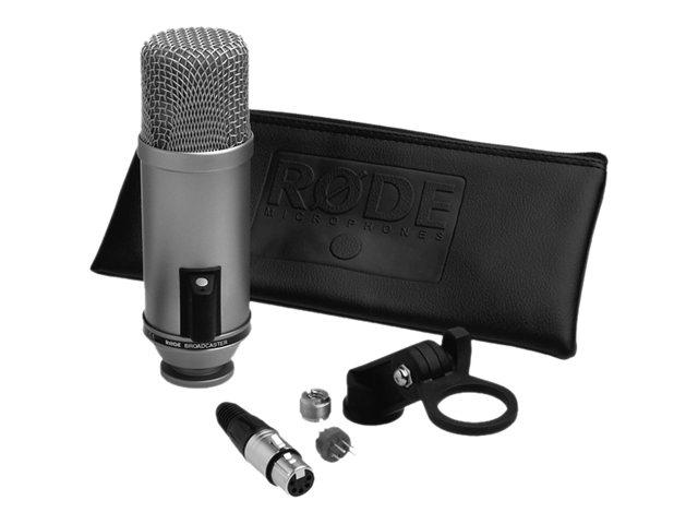 RØDE Broadcaster - Mikrofon