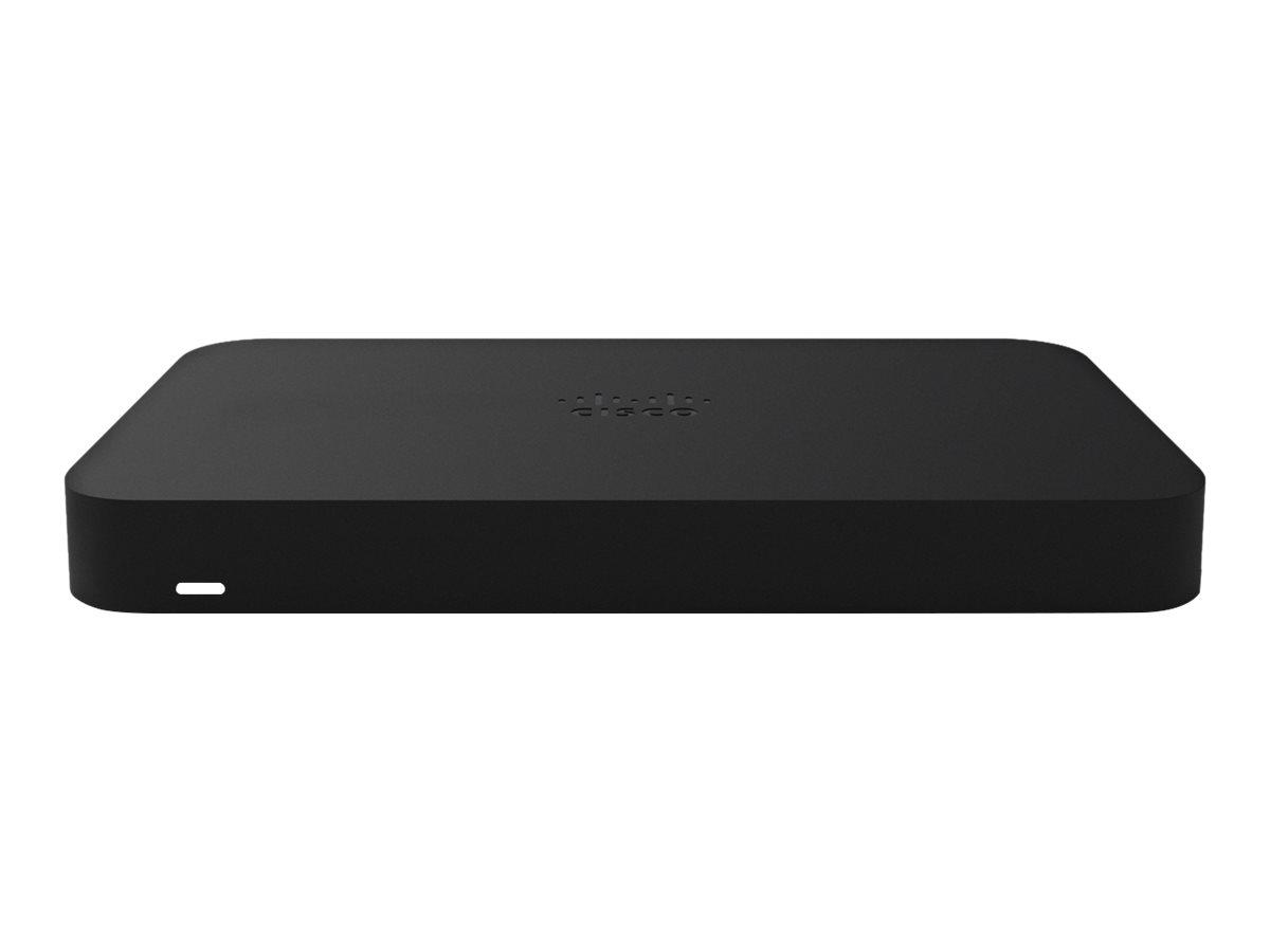 Cisco Meraki Z3C - Wireless Router - 4-Port-Switch - GigE, 802.11ac Wave 2 - 802.11a/b/g/n/ac Wave 2 - Dual-Band