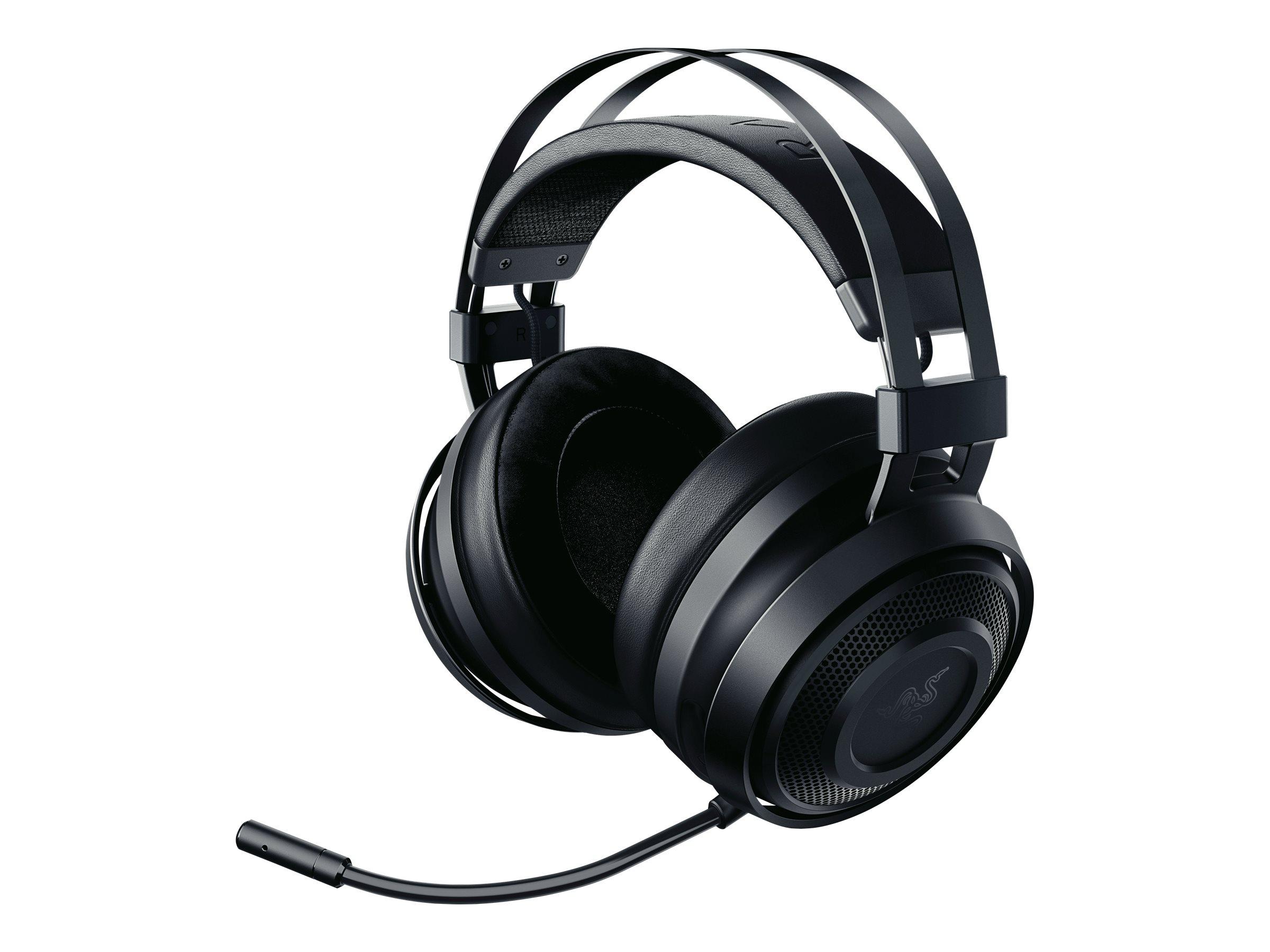 Razer Nari Essential - Headset - ohrumschliessend - 2,4 GHz - kabellos