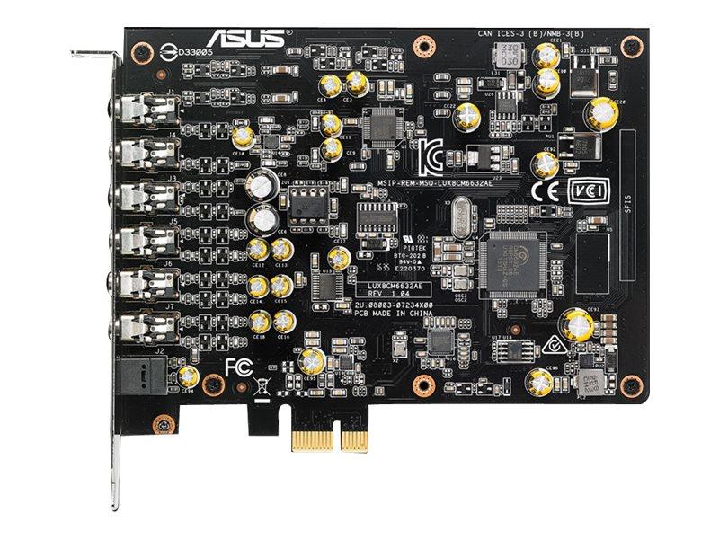 ASUS Xonar AE - Soundkarte - 24-Bit - 192 kHz - 112 dB S/N - 7.1