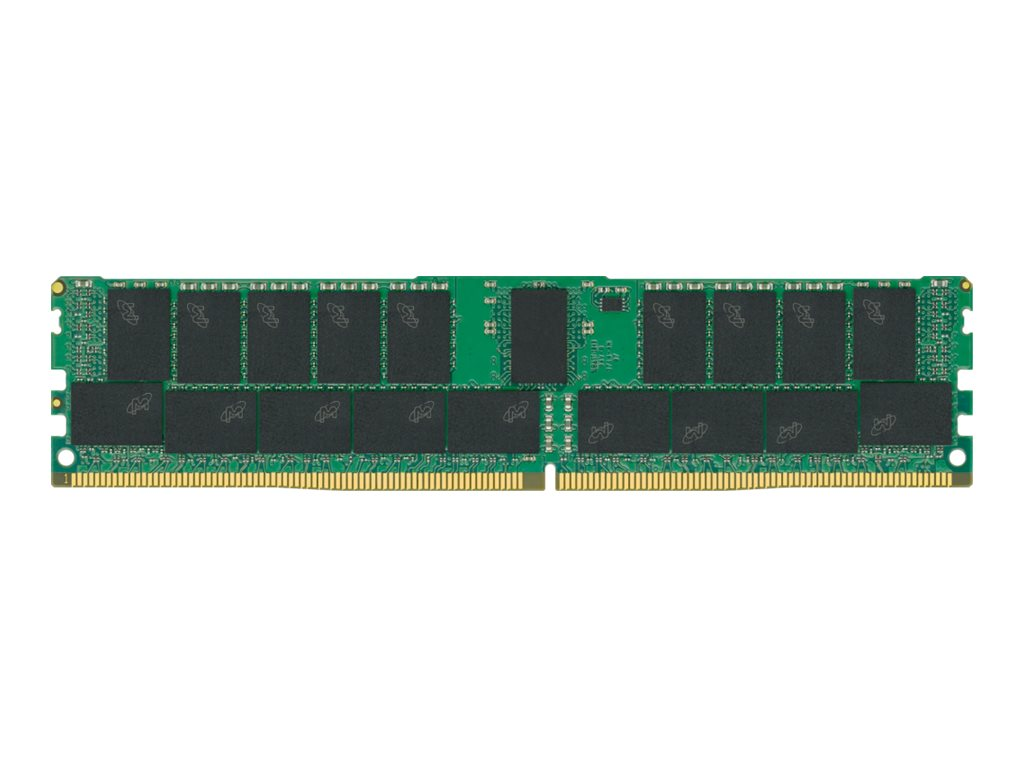 Micron - DDR4 - 64 GB - DIMM 288-PIN - 2933 MHz / PC4-23400 - CL21