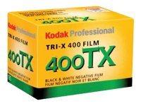 Kodak Professional Tri-X 400TX - Schwarz-Weiss-Negativfilm - 120 (6 cm) - ISO 400 - 5 Rollen