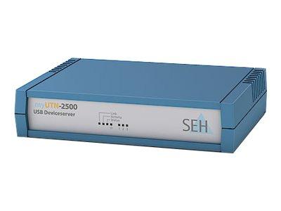 SEH myUTN-2500 - Geräteserver - GigE, USB 3.0