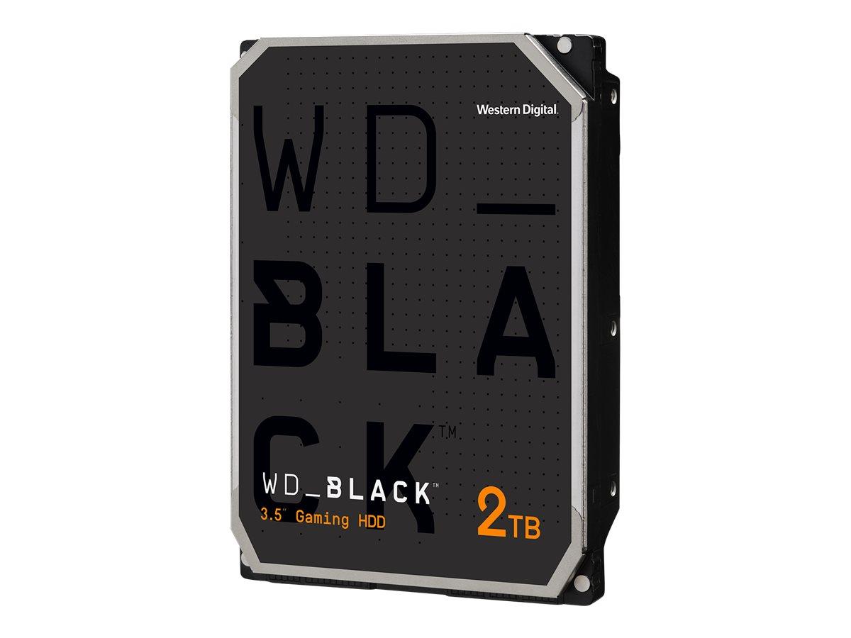 WD Black Performance Hard Drive WD2003FZEX - Festplatte - 2 TB - intern - 3.5