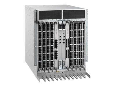 HPE StoreFabric SN8000B 8-Slot Power Pack+ SAN Backbone Director Switch - Switch - managed - an Rack montierbar