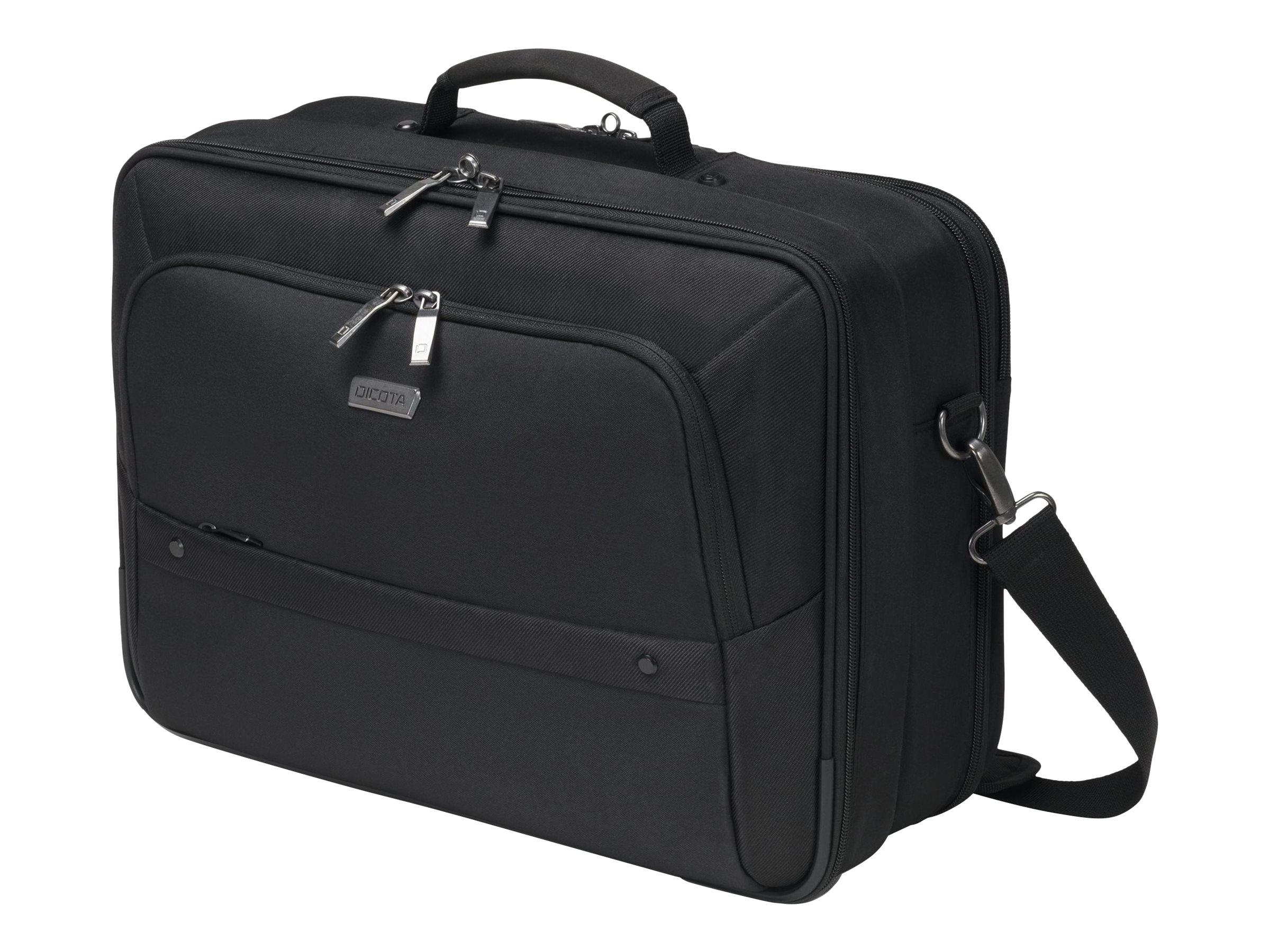 DICOTA Multi Twin ECO SELECT - Notebook-Tasche - 39.6 cm - 14
