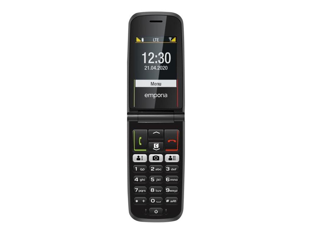 EmporiaACTIVEglam - 4G feature phone - LCD-Anzeige - 220 x 176 Pixel - rear camera 3 MP
