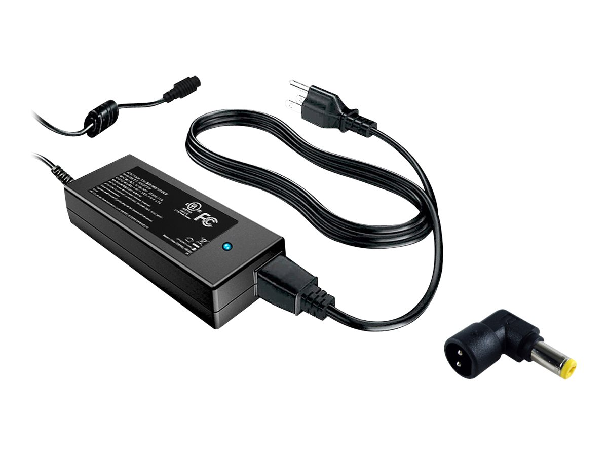 BTI - Netzteil - 90 Watt - für Acer Aspire 77XX, E1, V3; TravelMate P243; Gateway NE56R09, NE56R34, NV49C07, NV56R07
