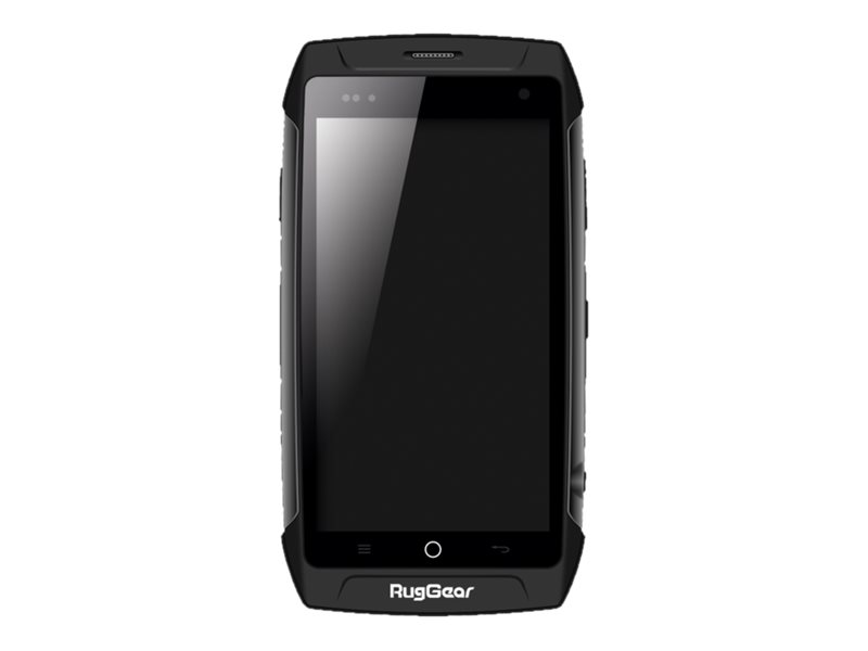 Ruggear RG730 - Smartphone - Dual-SIM - 4G LTE - 16 GB - microSDXC slot