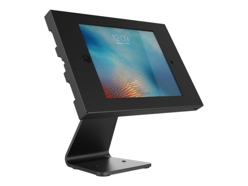 Compulocks Full 360 - Aufstellung für Tablett - verriegelbar - hochwertiges Aluminium - Schwarz - Thekenbereich
