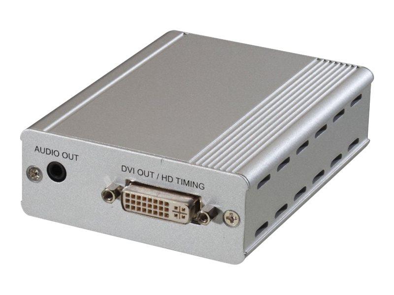 Lindy 3G SDI to DVI-D Converter/Extender - Videokonverter - 3G-SDI - DVI