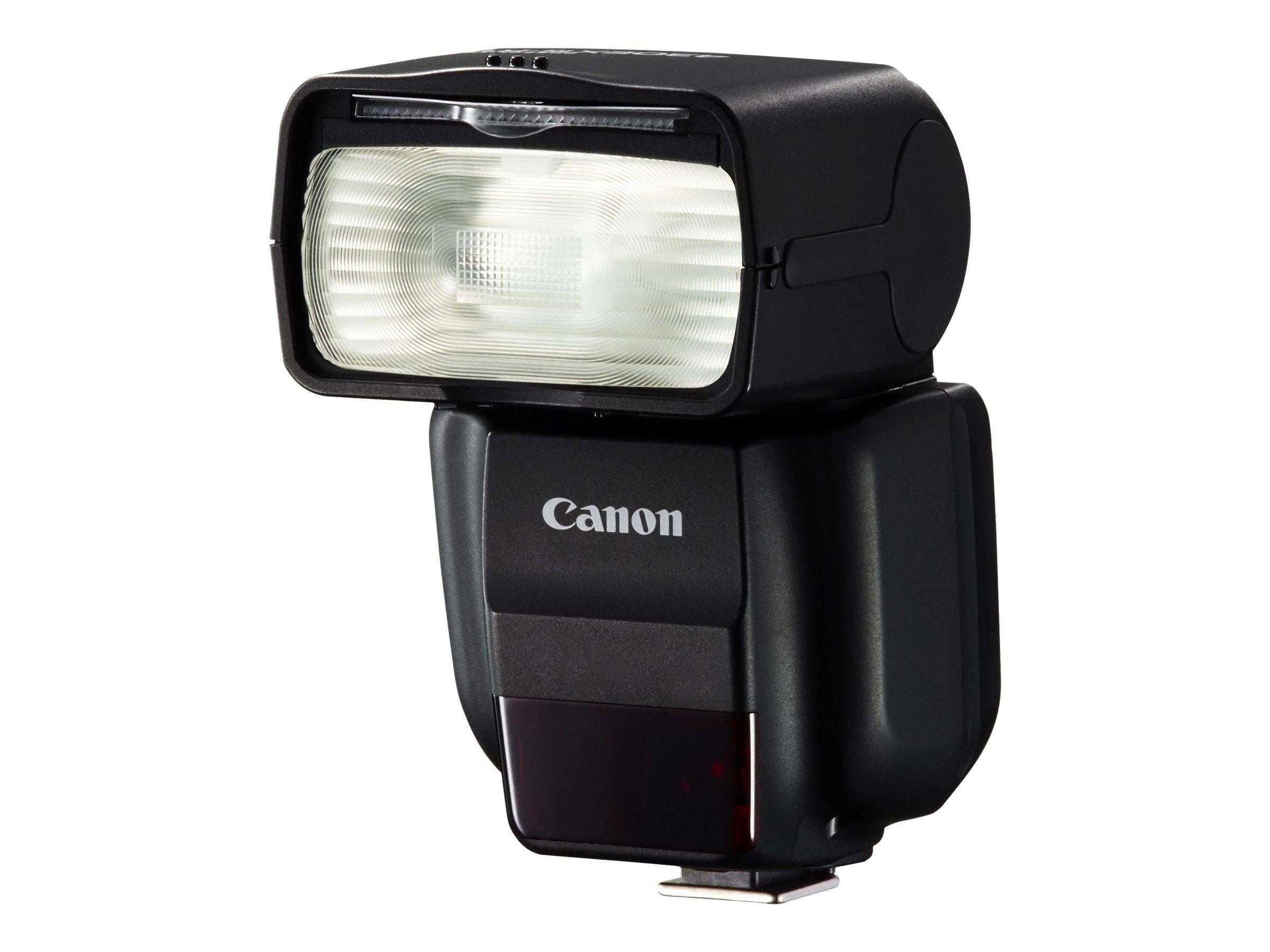 Canon Speedlite 430EX III-RT - Blitzgerät - 43 (m) - für EOS 1500, 200, 2000, 3000, 4000, Kiss X9, Kiss X90, Rebel SL2, Rebel T7