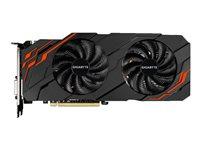 Gigabyte GeForce GTX 1070 Ti WINDFORCE 8G - Grafikkarten - GF GTX 1070 Ti - 8 GB GDDR5 - PCIe 3.0 x16 - DVI, HDMI, 3 x DisplayPo