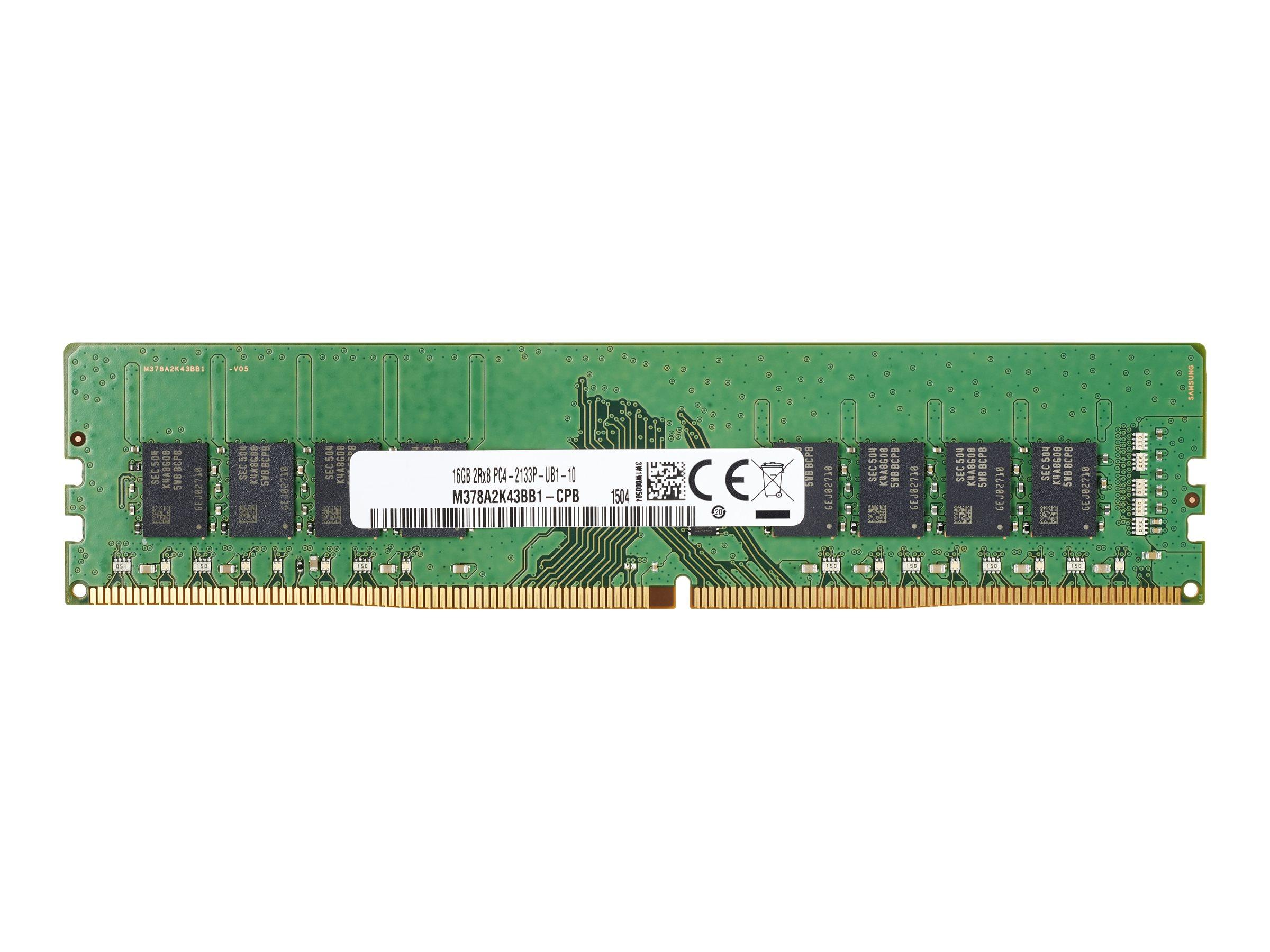 HP - DDR4 - 8 GB - SO DIMM 260-PIN - 2133 MHz / PC4-17000 - 1.2 V