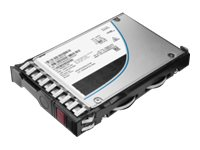 HPE Mixed Use-3 - Solid-State-Disk - 400 GB - Hot-Swap - 2.5