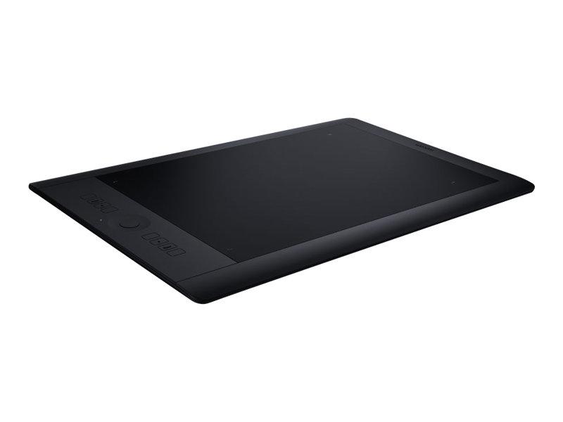 Wacom Intuos Pro Large - Digitalisierer - rechts- und linkshändig - 31.1 x 21.6 cm - Multi-Touch - elektromagnetisch