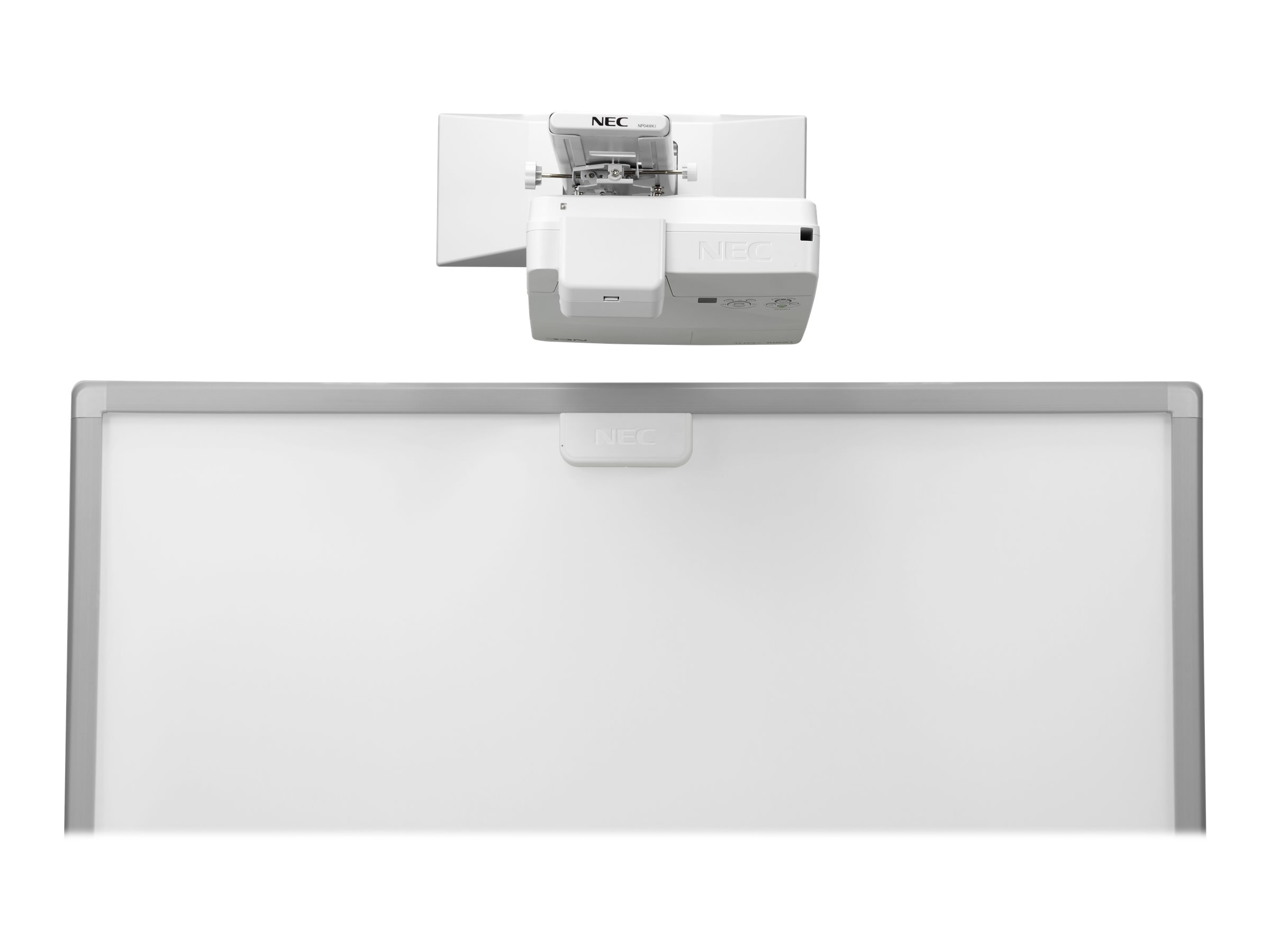 NEC UM301Wi Interactive Whiteboard Kit - Interaktives Whiteboard mit Projektor