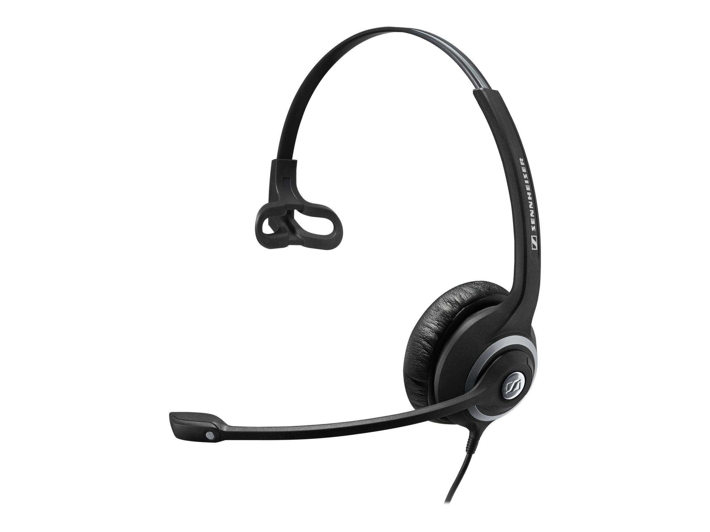 Sennheiser Circle SC 230 MS II - Headset - On-Ear - kabelgebunden - aktive Rauschunterdrückung - Schwarz