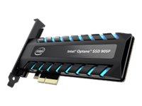 Intel Optane SSD 905P Series - Solid-State-Disk - verschlüsselt - 1.5 TB - 3D Xpoint (Optane) - intern