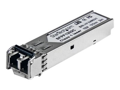 StarTech.com Cisco kompatibles 100MBit/s SFP Transceiver Modul MM LC - Mini-GBIC bis 2Km - LWL / Glasfaser Transceiver mit DDM 1