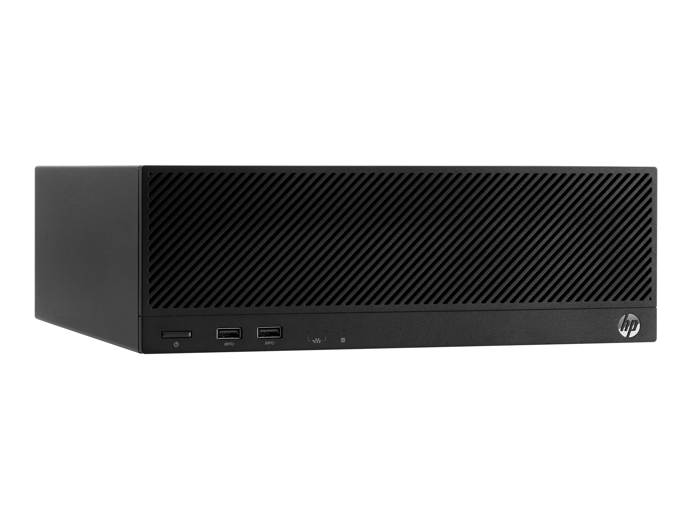 HP Engage Flex Pro-C Retail System - DT - 1 x Core i3 8100 / 3.6 GHz - RAM 4 GB - SSD 128 GB - TLC