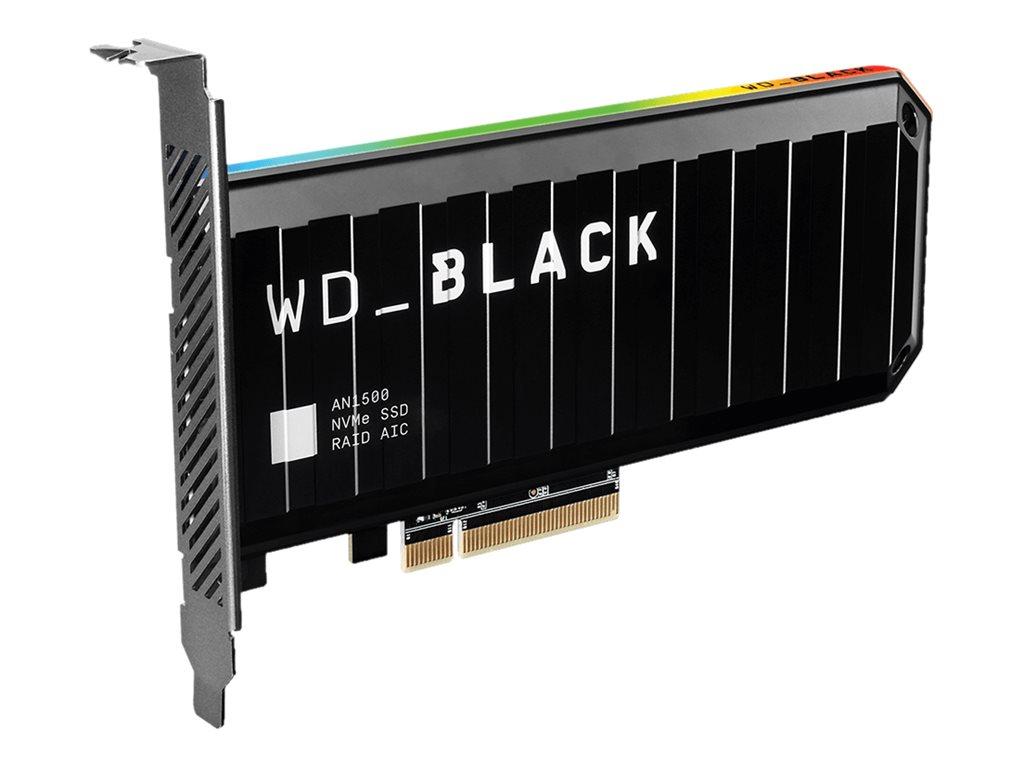 WD_BLACK AN1500 WDS200T1X0L-00AUJ0 - Solid-State-Disk - 2 TB - intern - PCIe-Karte (PCIe-Karte) - PCI Express 3.0 x8 (NVMe)