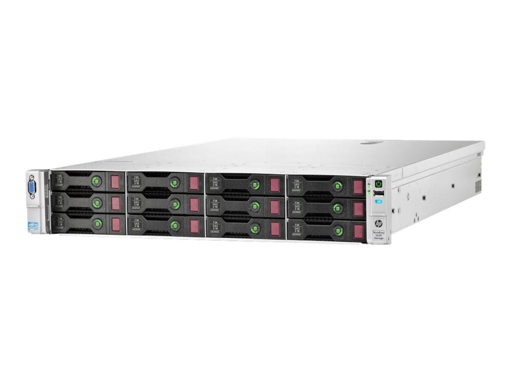 HPE StoreEasy 1630 - NAS-Server - 14 Schächte - 42 TB - Rack - einbaufähig