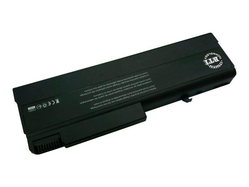 BTI - Laptop-Batterie - 1 x Lithium-Ionen 9 Zellen 7800 mAh - für HP 530, 65XX, 67XX; EliteBook 6930, 8440; Mobile Thin Client 4