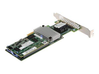 Lenovo ServeRAID M5210 - Speichercontroller (RAID) - 8 Sender/Kanal - SATA 6Gb/s / SAS 12Gb/s Low-Profile - 12 Gbit/s - RAID 0,