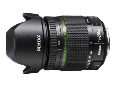 Pentax SMC DA - Zoomobjektiv - 18 mm - 270 mm - f/3.5-6.3 SDM - Pentax K