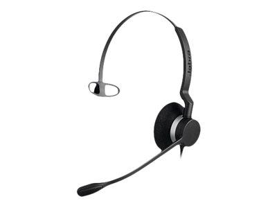 Jabra BIZ 2300 MS QD Mono - Headset - On-Ear - konvertierbar - kabelgebunden - USB-C
