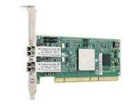 Emulex LP1050DC-F2 - Hostbus-Adapter - PCI-X Low-Profile - Fibre Channel x 2